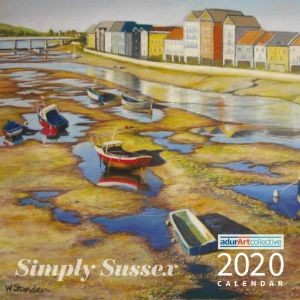 simply sussex calendar 2020