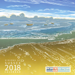 Adur Art Collective calendar 2018